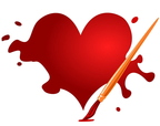 Artistic-Heart-Paintbrush-FB-Facebook-Profile-Timeline-Cover