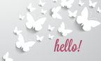 hello-greetings-butterfly-background