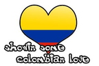 showing some columbian love 285c522