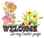 welcome to my easter page graphic comments 3365783c4dhynq2gg