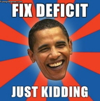 Fix Deficit