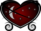 Heart Moon Star