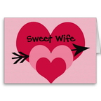 valentines day sweet wife 3 hearts with arrow card-r159ba223ae164933b6f401086ec9d243 xvuak 8byvr 512